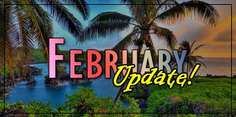 February Spirit Day Update