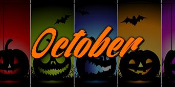 Spirit Week & Halloween