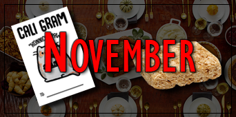 November 2016 Month-in-Review