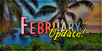 February Spirit Day Update